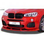 Autostyle, Velourmåtter -  BMW X3 F25 M-Sport & M-Technic 2014-2017  - 1stk.