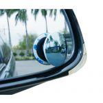 Selvklæbende, Blindvinkelspejl, Universal  (Ø52mm) - 1 Par