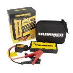 Hummer, H1 Mini, Jumpstarter, Bærbar ladestation, Gul,Sort (12V/15000mAh/800Amp) - 1stk.