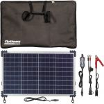 Optimate Solar DUO Travel Kit 5A/40W