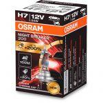Osram Night Breaker 200 Laser Halogen bulb - H7 - 12V/55W - single piece