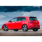 Blanco, Sideskørter, Volkswagen Golf VII Facelift 2017- 'GTi-Look' (PP),  Plastik (ABS) - 1 Sæt