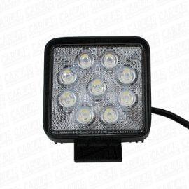 ProLite - LED arbejdslygte, 27W CREE, (12,8x11x5,5cm) (Flood/Spot) - 1800 lumen