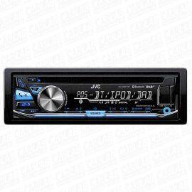 JVC - CD/RDS DAB+ Tuner m/Bluetooth (KDDB97BTAEN)
